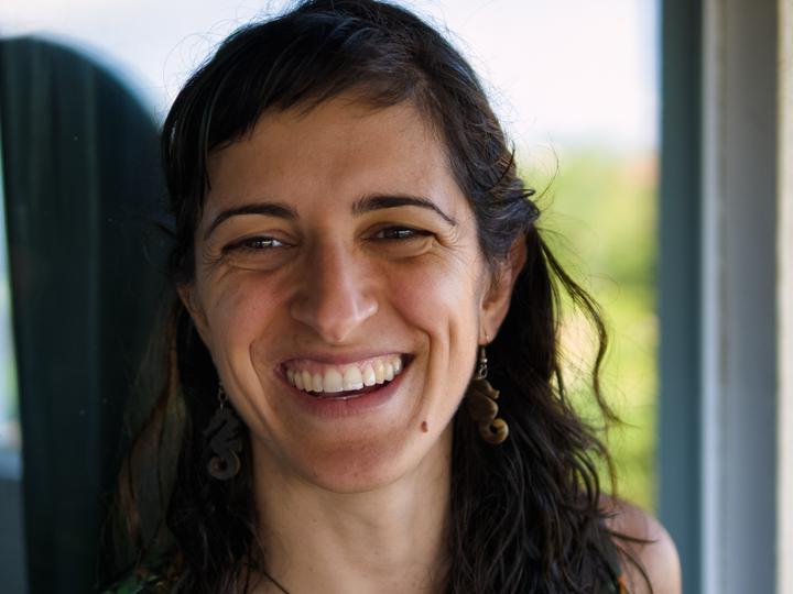 Isha - Francesca Fois About Isha